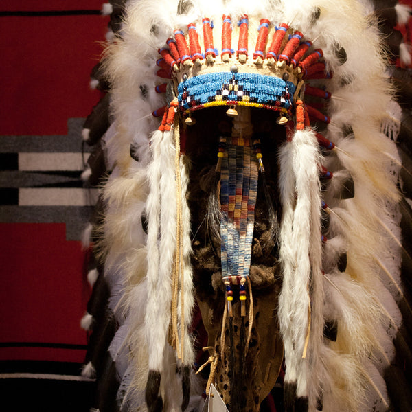 36 Quot Victory Headdress By Russ Kruse