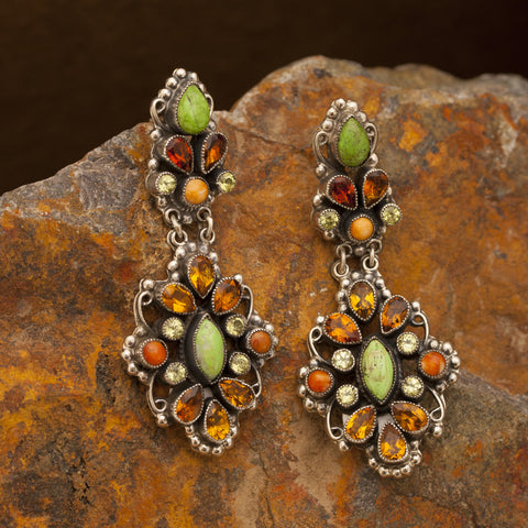 Leo Feeney Traditional Sterling Silver Earrings -- ON SALE