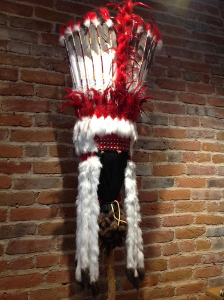 Stand Up Headdress By Russ Kruse