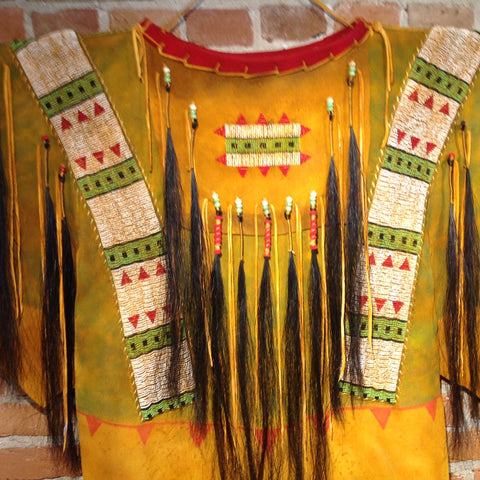 Lakota Sioux War Shirt by John MacLeod