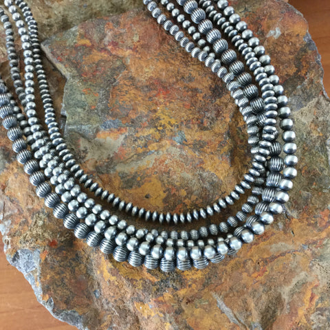Oxidized Beaded Jewlery