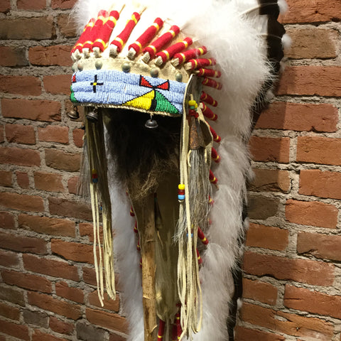 "40"" Victory Headdress by Russ Kruse"