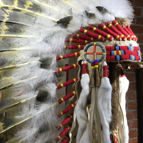 "42"" Victory Headdress by Russ Kruse"