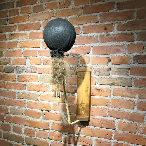 Wall Mounted Victory Headdress Stand by Russ Kruse