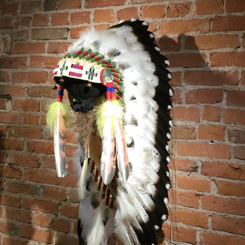 "39"" Victory Headdress by Russ Kruse"