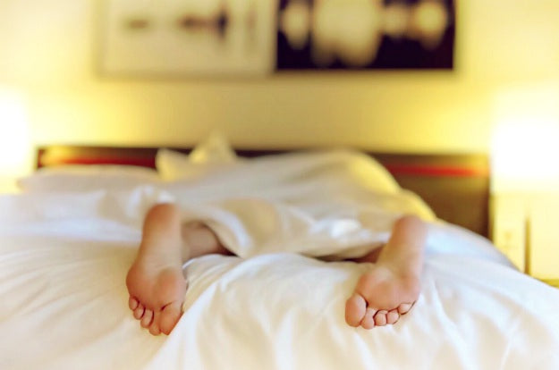 Get Enough Sleep Every Night | A Guide To Losing Weight With Hypothyroidism