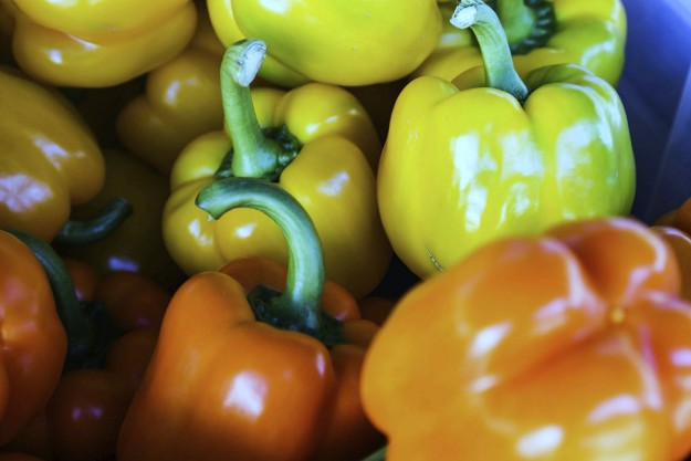 Peppers | List of Foods to Buy Organic | The Organic Groceries You Actually Need | Organic Foods List