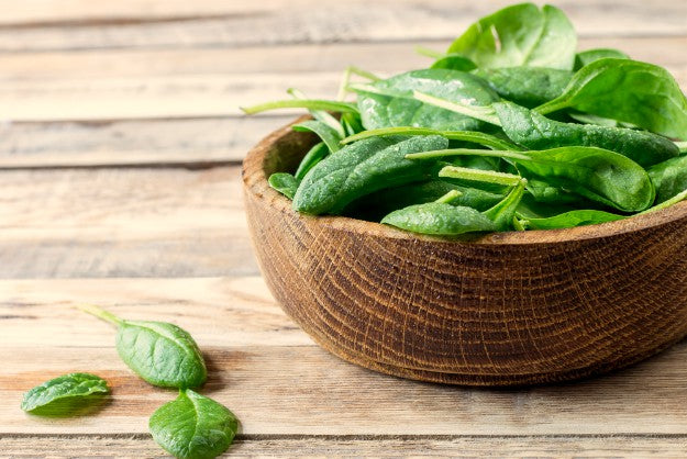 Spinach | List of Foods to Buy Organic | The Organic Groceries You Actually Need | Organic Foods List
