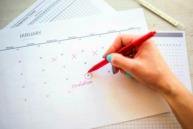 How Can You Diagram Your Menstrual Cycle? | What is Ovulation?