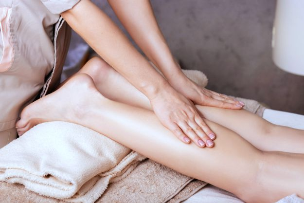 Get a Massage | How To Treat Lymphedema Swelling In The Leg Naturally | Lymphedema Leg