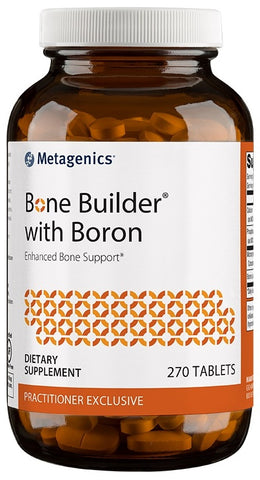 Metagenics | Bone Builder® with Boron | 270 Tablets