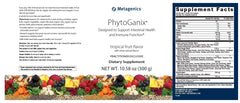 Metagenics | PhytoGanix® Tropical Fruit  Canister 300 g | 29 Servings