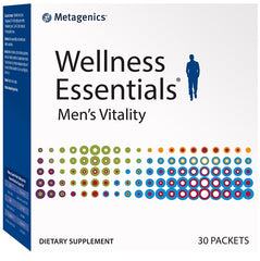 Metagenics | Wellness Essentials® Men's Vitality | 30 Packets