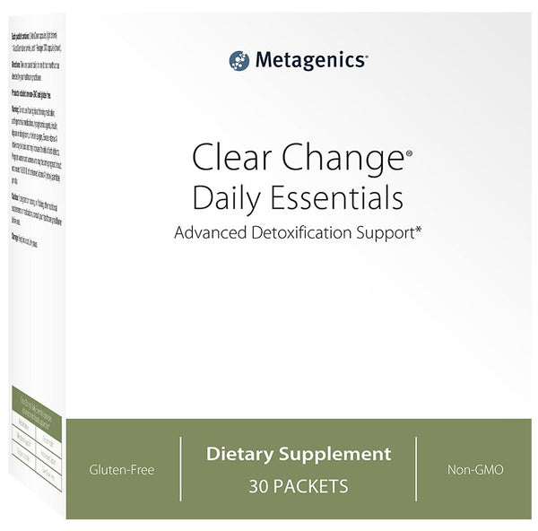 Metagenics | Clear Change® Daily Essentials | 30 Packets