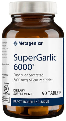 Metagenics | SuperGarlic 6000® | 90 Tablets