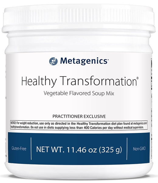 Metagenics | Healthy Transformation® Soup | 10 Servings