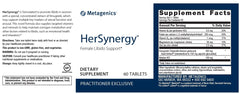 Metagenics | HerSynergy™ | 60 Tablets