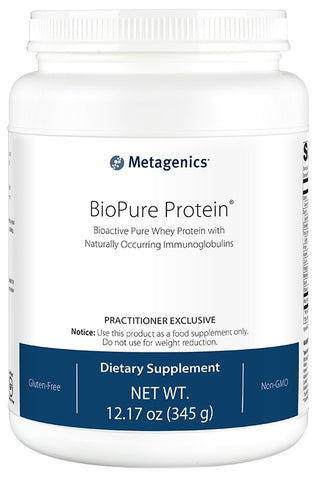 Metagenics | BioPure Protein Powder | 15 Servings