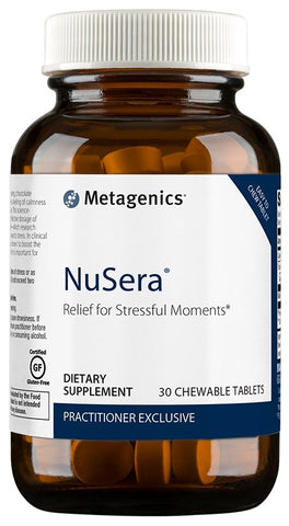 Metagenics | NuSera® Chocolate | 30 Chewable Tablets