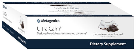 Metagenics | Ultra Calm Bar Chocolate Coconut | 12 Bars