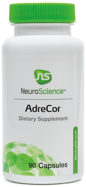 NeuroScience | AdreCor | 90 Capsules