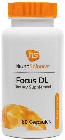 NeuroScience | Focus DL | 60 Capsules