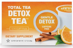 Total Tea | Gentle Detox Tea Kcup | 12 K-Cups