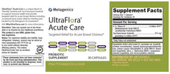 Metagenics | UltraFlora® Acute Care | 30 Capsules