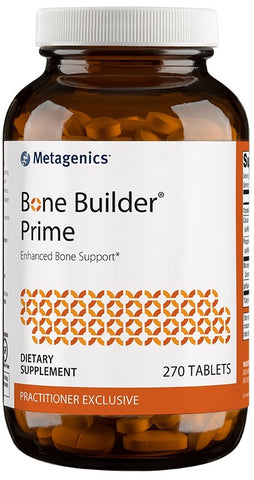 Metagenics | Bone Builder Prime | 90 - 270 Tablets