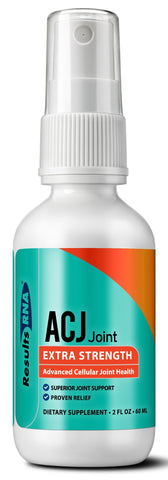 Results RNA | ACJ Joint Extra Strength | Sprays