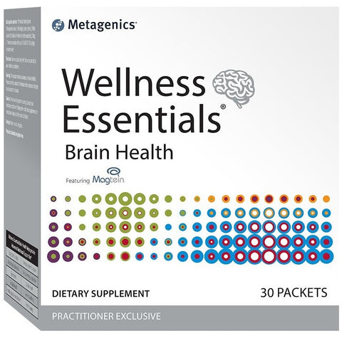 Metagenics | Wellness Essentials Brain Health | 30 Packets