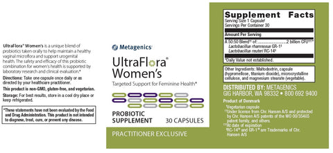 Metagenics | UltraFlora® Women's | 30 Capsules