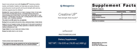 Metagenics | Creatine UP powder | 60 Servings