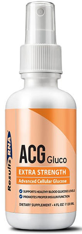 Results RNA | ACG Gluco Extra Strength | Sprays - 4 oz