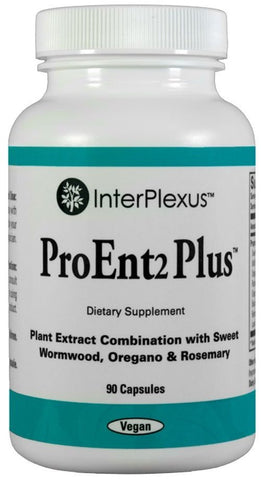 InterPlexus | ProEnt 2 Plus | 90 Capsules
