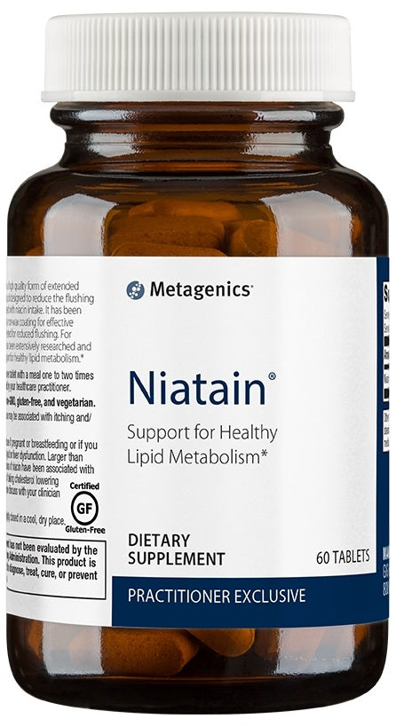 Metagenics | Niatain® | 60 - 120 Tablets