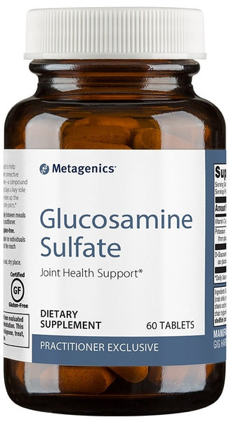 Metagenics | Glucosamine Sulfate | 60 - 90 Tablets
