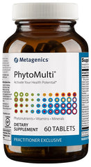 Metagenics | PhytoMulti® (Iron Free) | 60 - 120 Tablets