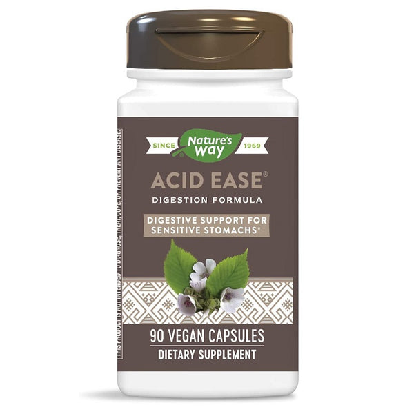 Nature's Way | Acid-Ease® | 90 - 180 Veg Capsules