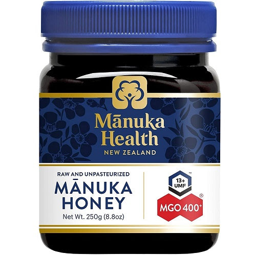 Manuka Health | Manuka Honey, MGO 400+ | 8.8 oz (250 g)