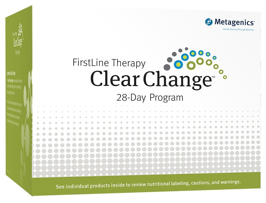 Metagenics | Clear Change® 28 Day Program with UltraClear® Plus pH