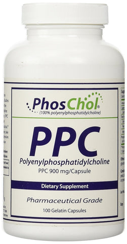 Nutrasal | PhosChol PPC 900 mg | 100 Softgels