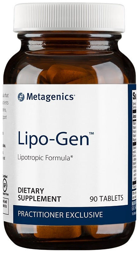 Metagenics | Lipo-Gen™ | 90 and 270 Tablets