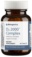 Metagenics | D3 2000™ Complex | 90 Tablets