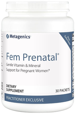 Metagenics | Fem Prenatal® | 30 Packets