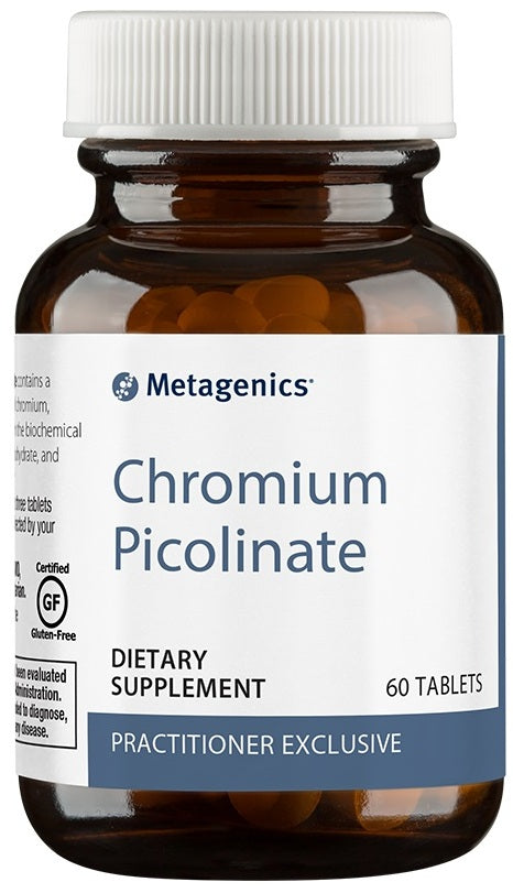 Metagenics | Chromium Picolinate | 60 Tablets