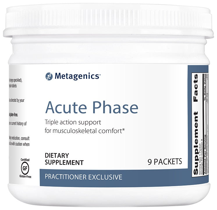 Metagenics | Acute Phase | 9 Packets