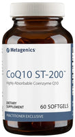 Metagenics | CoQ10 ST-200™ | 60 Softgels