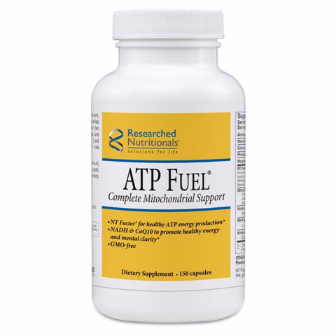 Researched Nutritionals | ATP Fuel | 150 Capsules