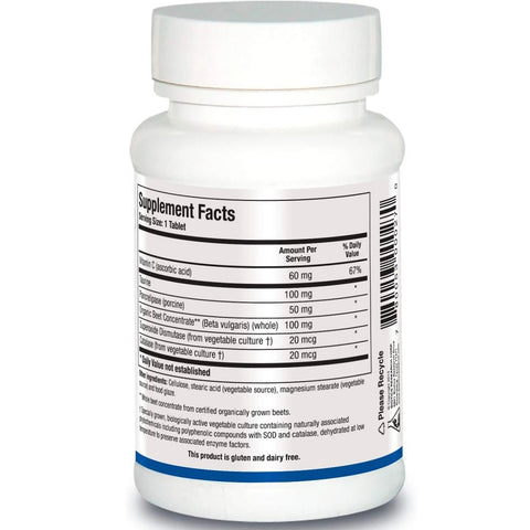 Beta-TCP | 180 Tablets Supplement Facts